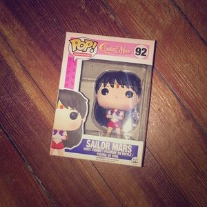 Dunno Pop Figure Sailor Mars from Sailor Moon